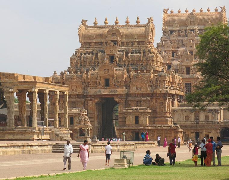 D'Est en Ouest-l'Inde dravidienne