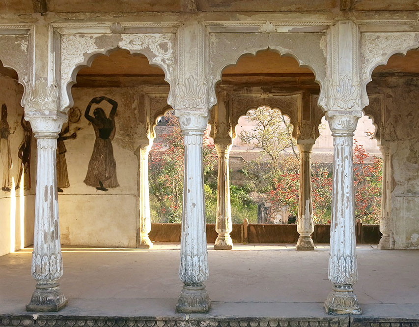 Du Taj Mahal à Kalcutta-l'inde sacrée