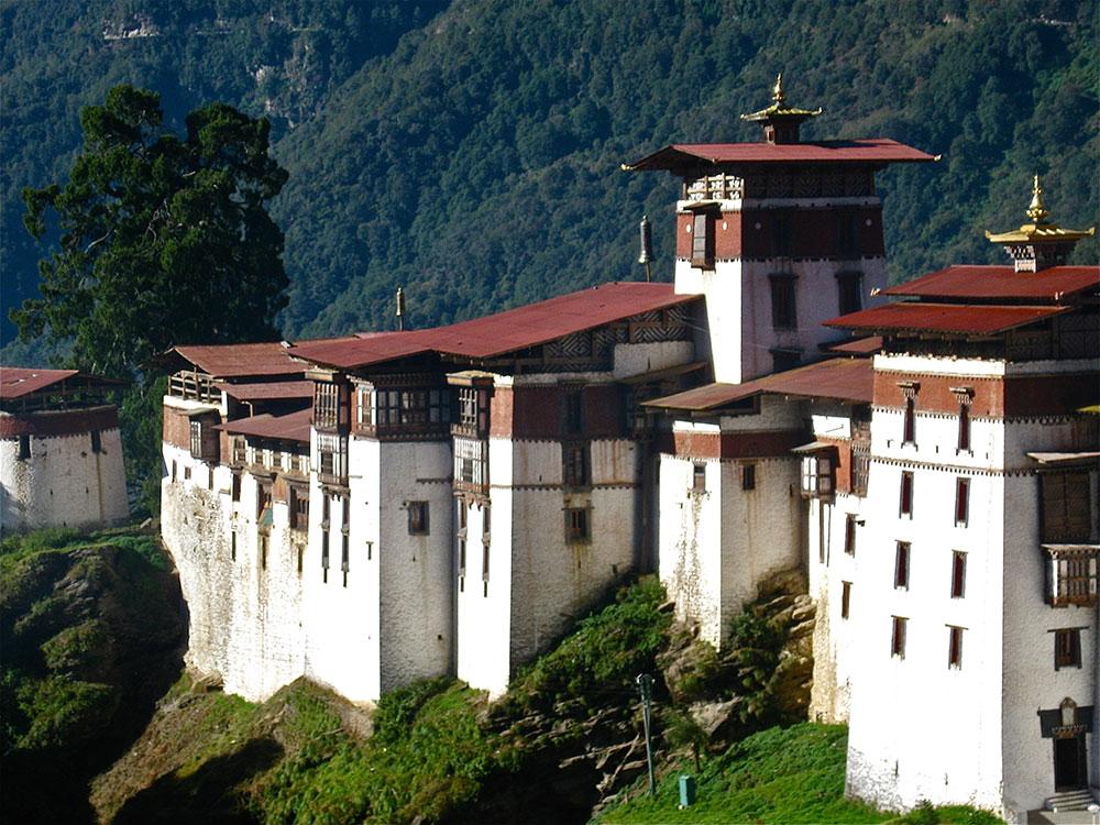 La grande traversée du Bhutan