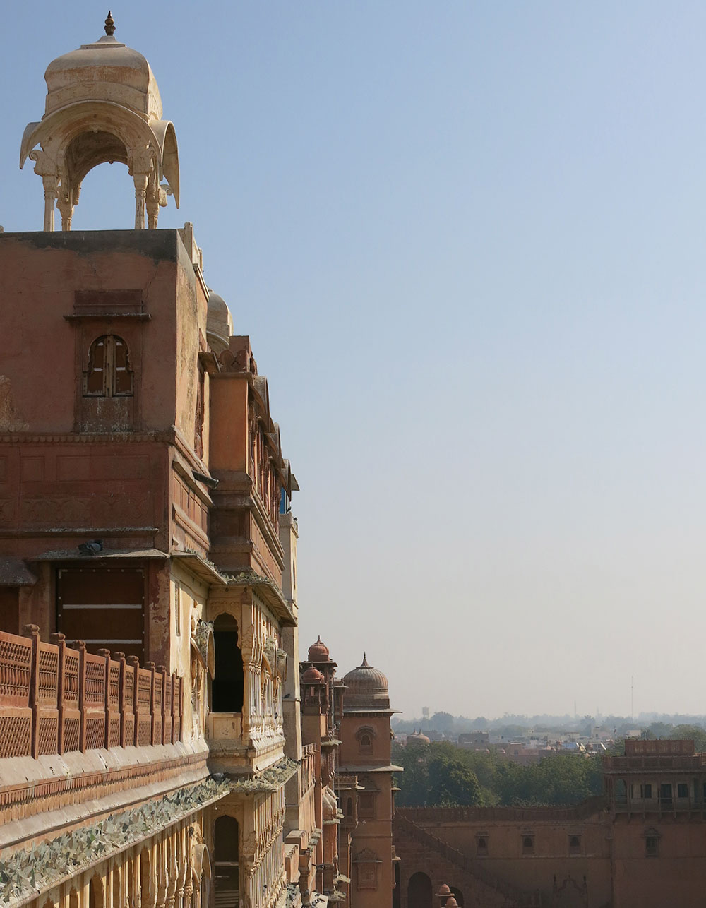 Rajasthan aux portes du désert de thar