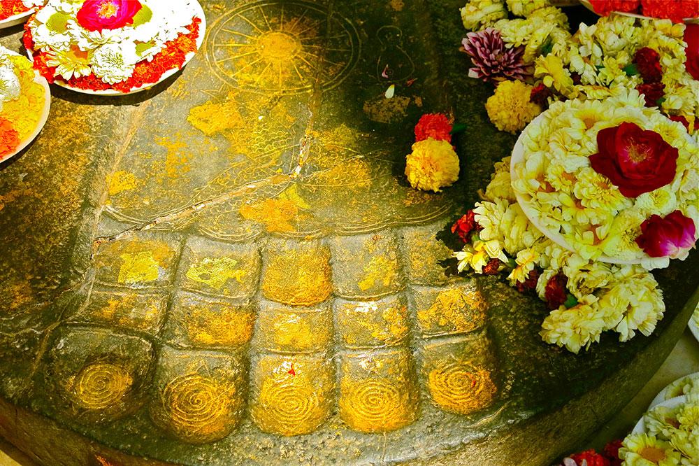 Sur les traces du Bouddha historique