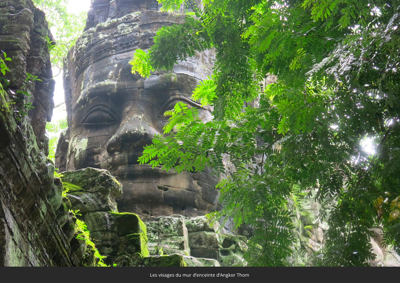 Les-visages-du-mur-d-enceinte-d-Angkor-Thom-